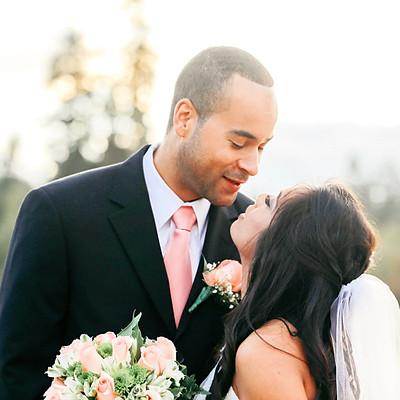 Weddings: Jacky and Ian