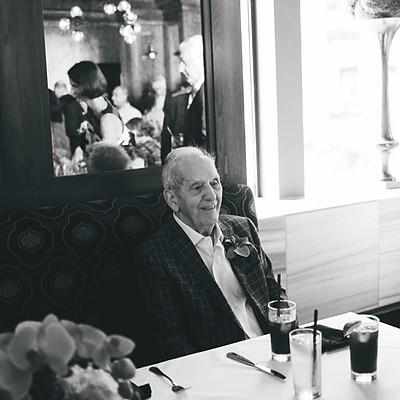 Events: Tom G.'s 90th Birthday