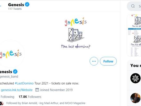 Twitter fail - Genesis