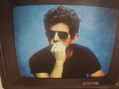Commercial break: Lou Reed - unlikely ad star