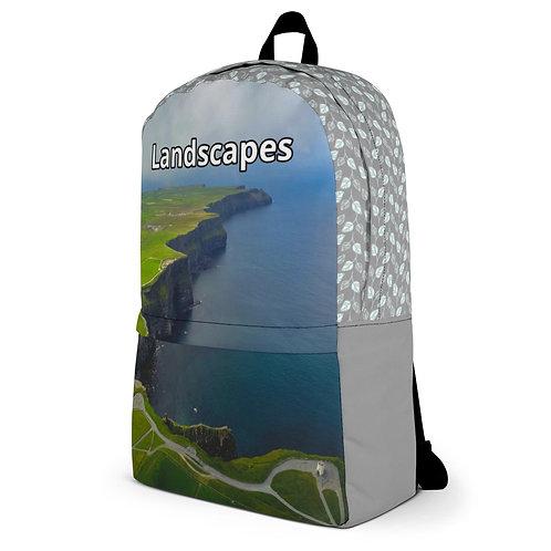 'Landscapes' Backpack