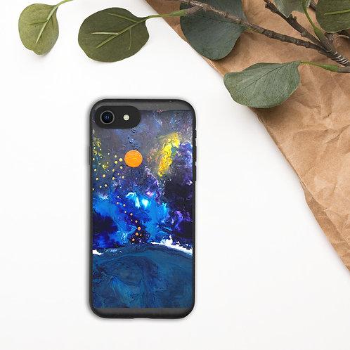 'Burren at Night' Biodegradable phone case