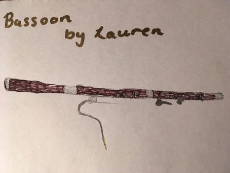 Instrument: Bassoon by Lauren