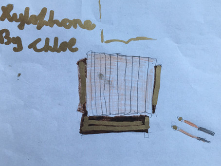 Instrument: Xylophone by Chloe