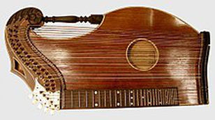 Instrument: Zither by Chloe