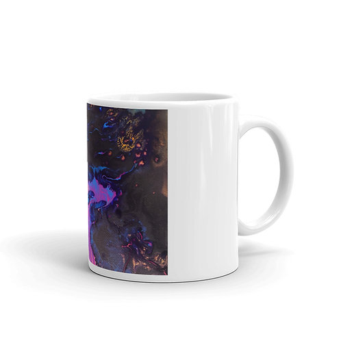 Colourful Dragon Mug