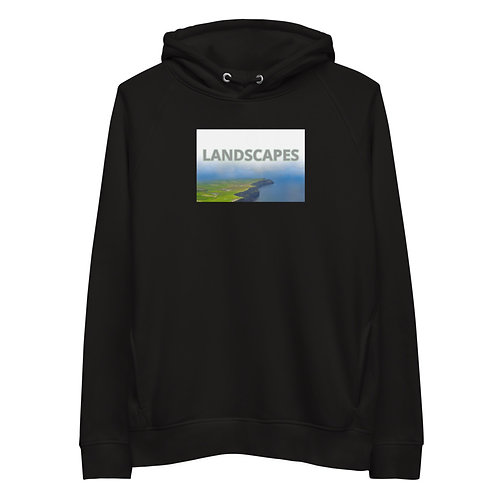 'Landscapes' pullover hoodie