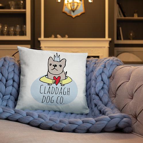 Claddagh Dog Co Pillow