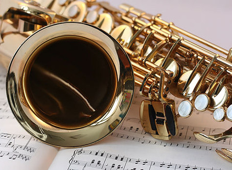 Instrument: Tenor Saxophone by Carragh