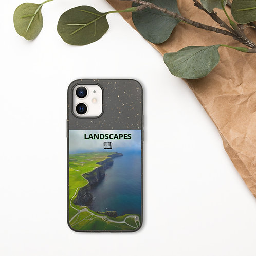 Biodegradable phone case for iPhones