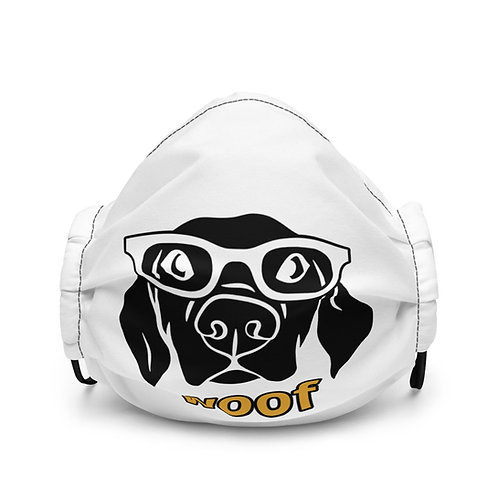 Woof-face mask