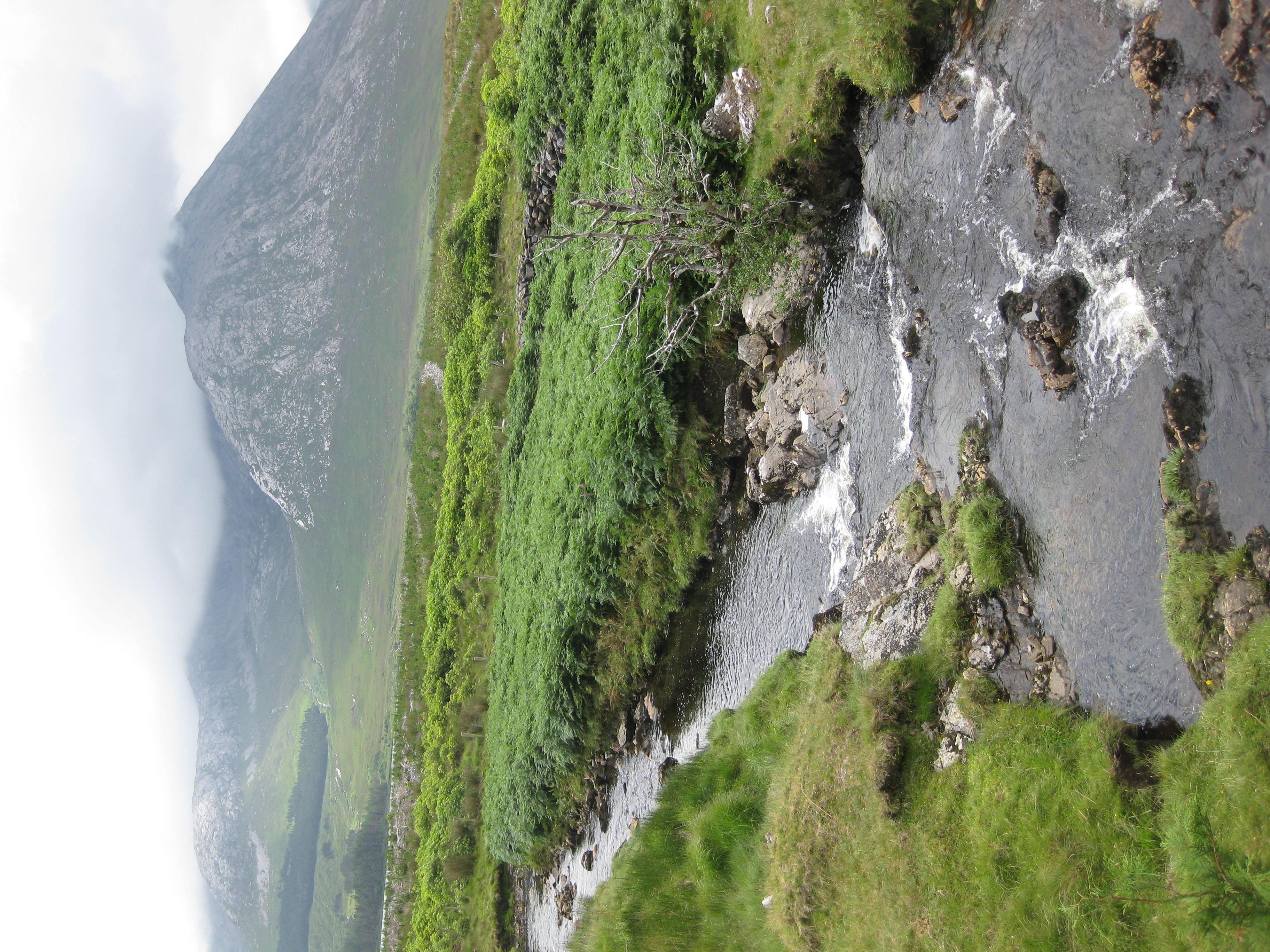 12 Pins Mountain Range, Connemara