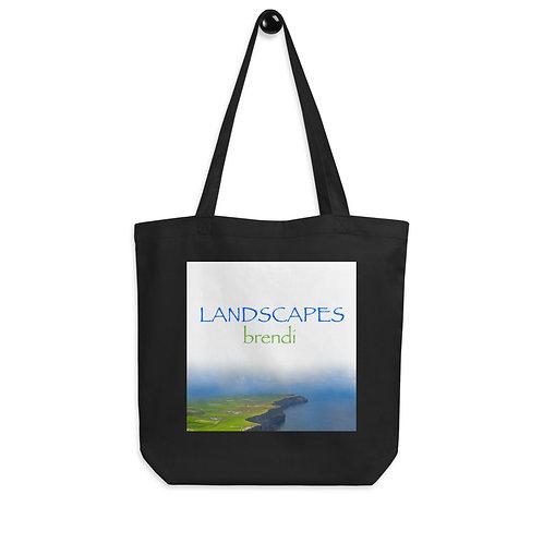 'Landscapes' Eco Tote Bag