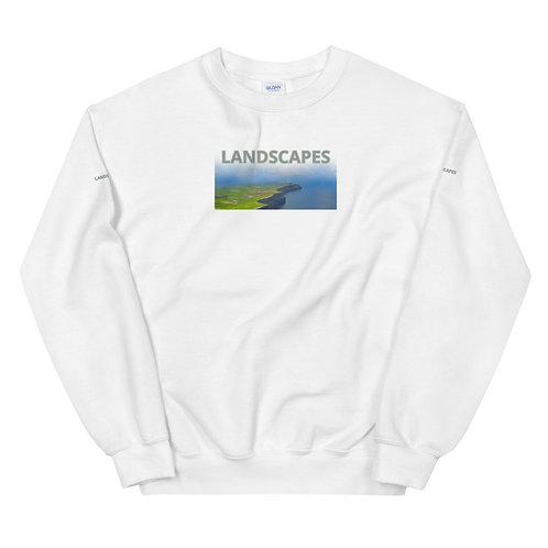 'Landscapes' Unisex Sweatshirt