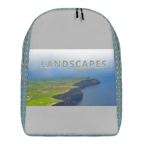 'Landscapes' Minimalist Backpack