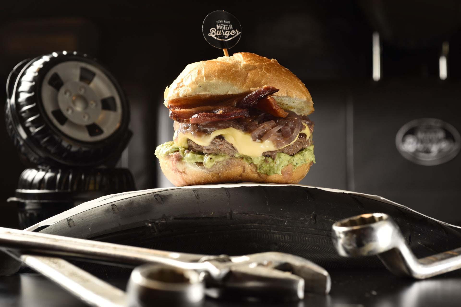 Motor Burger - Rio de Janeiro