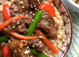 Instant Pot® Mongolian Beef