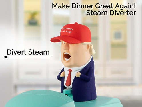 The Steam Boss - POTUS