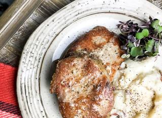 Instant Pot® Boneless Pork Chops