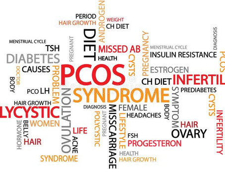 Poly cystic ovarian syndrome.