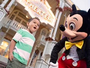 Walt Disney World Kindermoon Offer