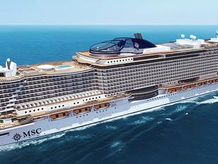 Ship Spotlight:  MSC Seaside