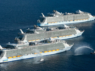 "Cruise Line Spotlight: Royal Caribbean International ""Oasis Class"""