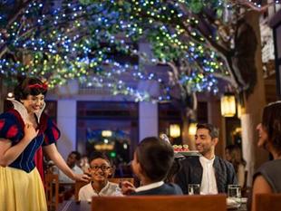 Dining Spotlight:  Best Character Dining at Disney World