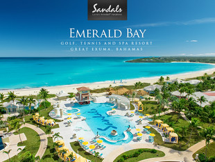 Resort Spotlight: Sandals Emerald Bay Great Exuma-Bahamas