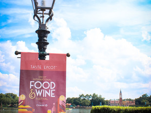2017 EPCOT International Food and Wine Festival Marketplaces