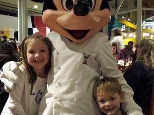 Dining Spotlight: Disney Dining Plan