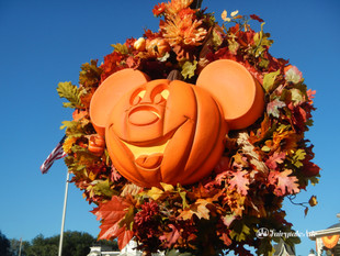 Park Spotlight:  Halloween at Disneyland Resort