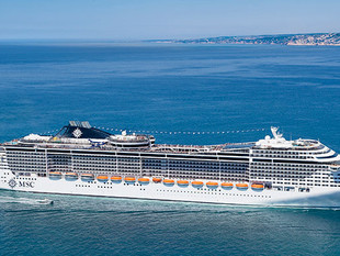 Ship Spotlight: MSC Divina
