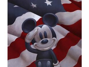 2018 Disney Military Salute