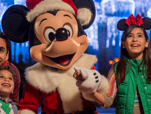 Christmas Activities at Walt Disney World Resort