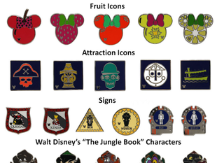 Park Spotlight: Pin Trading at WDW