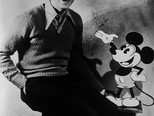 Walt Disney and His Love of Trains