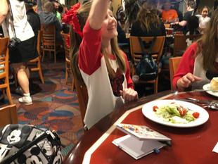 Dining Spotlight: Chef Mickeys