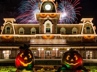 Park Spotlight: Mickey's Not So Scary Halloween Party
