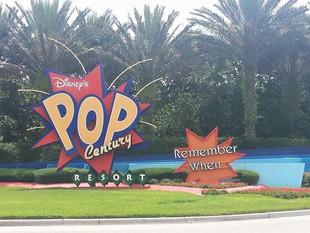 Resort Spotlight:  Disney's POP Century