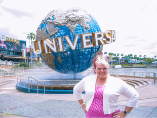 Fairytale Adventures Travel Agency heads to Universal!