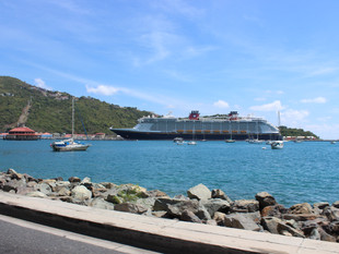 Ship Spotlight: Disney Fantasy