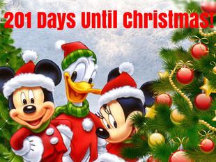 Plan for Christmas in June