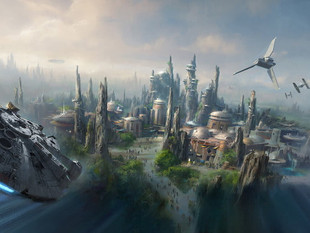 Park Spotlight: Disney's Hollywood Studios Star Wars Land