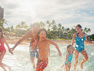 Extend the Summer Into Fall at Aulani
