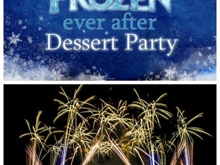 Park Spotlight: Epcot Dessert Party