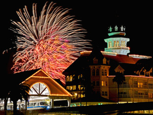 Resort Spotlight:  4th of July BBQ at Disney's Grand Floridian Resort and Spa