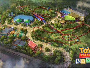 Park Spotlight: Disney Hollywood Studios Park Expansion Toy Storyland