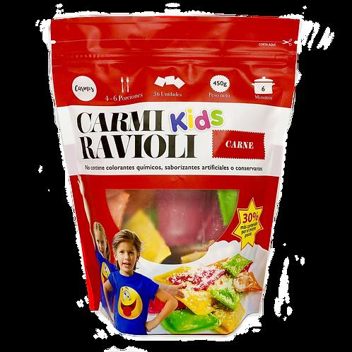 Ravioli Carne Niños, 450 g