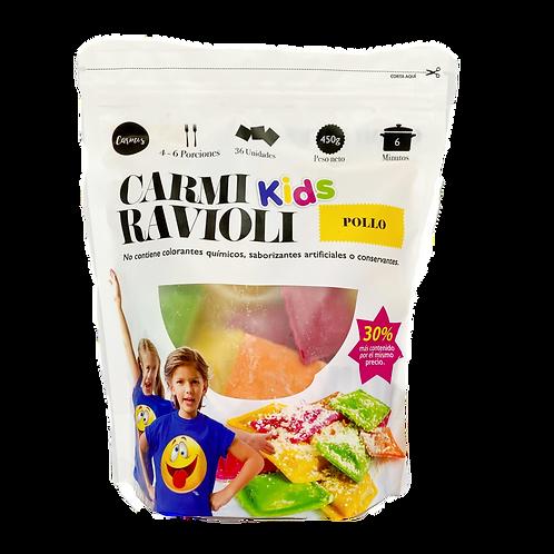 Ravioli Pollo Niños, 450 g